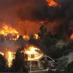 Tucson fire damage
